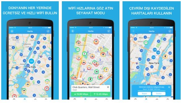 android mobil wifi finder
