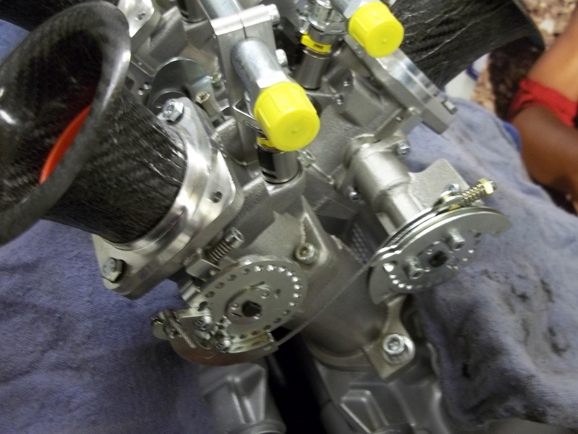 hight resolution of  12v 24v throttle body kit