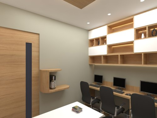 Office Interior Ahnaf Technology