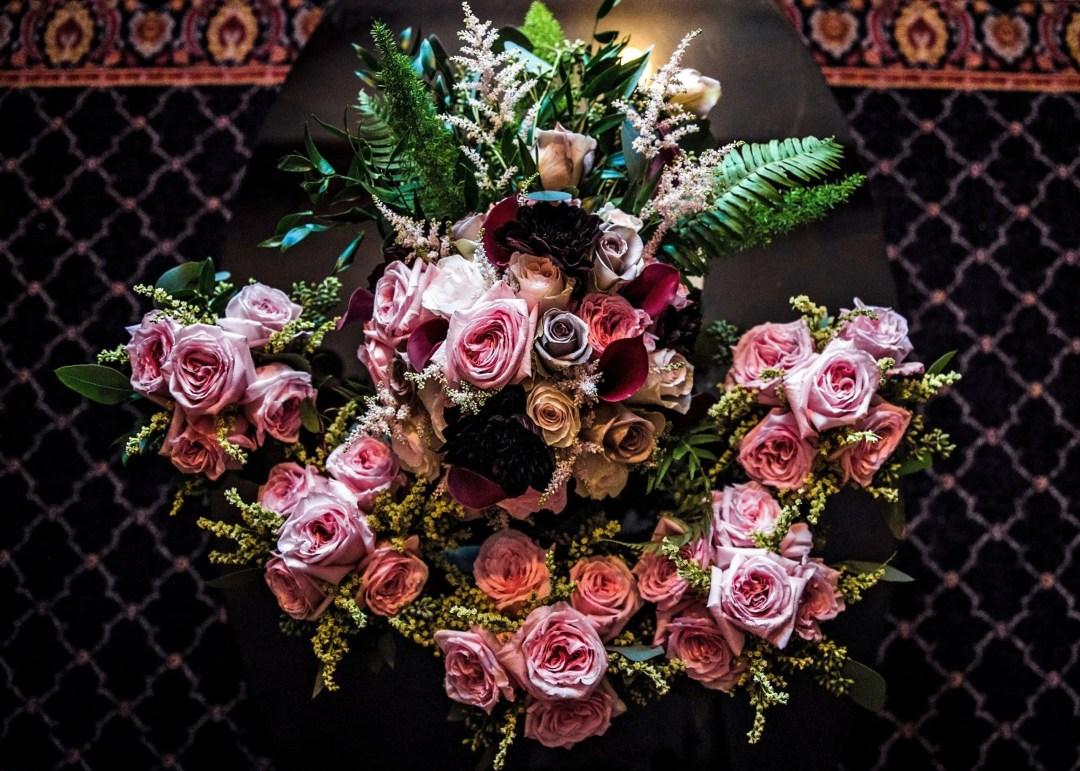 wedding vendor florist bouquet
