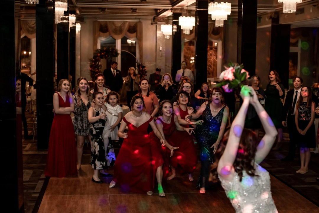 blog post why we do not allow laser lights at wedding receptions anymore