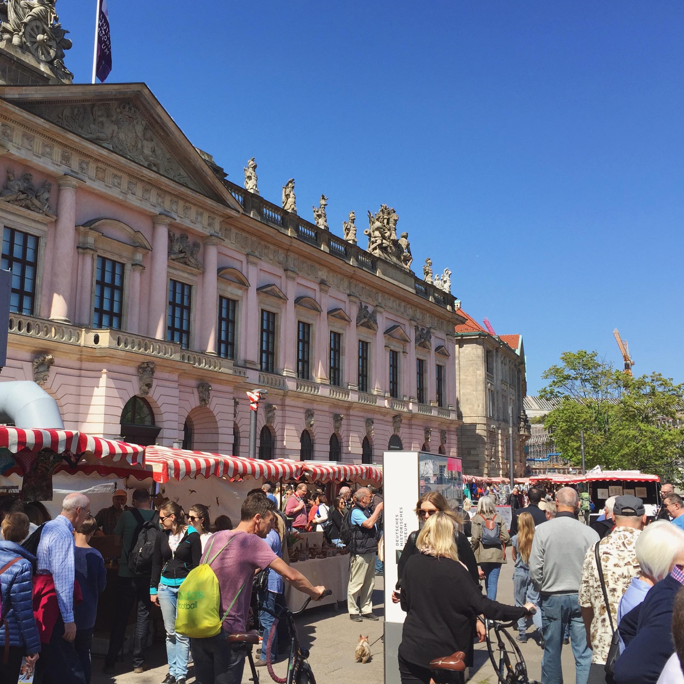 #LikeaTouriinBerlin - Kunstmarkt