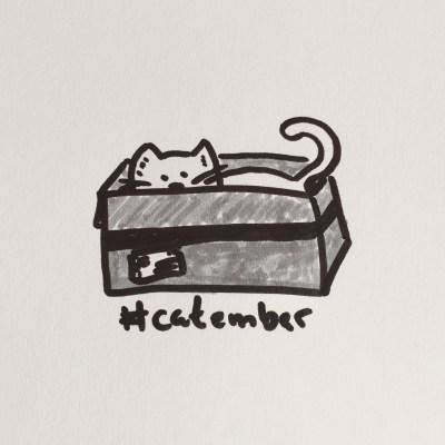 #Catember - 14