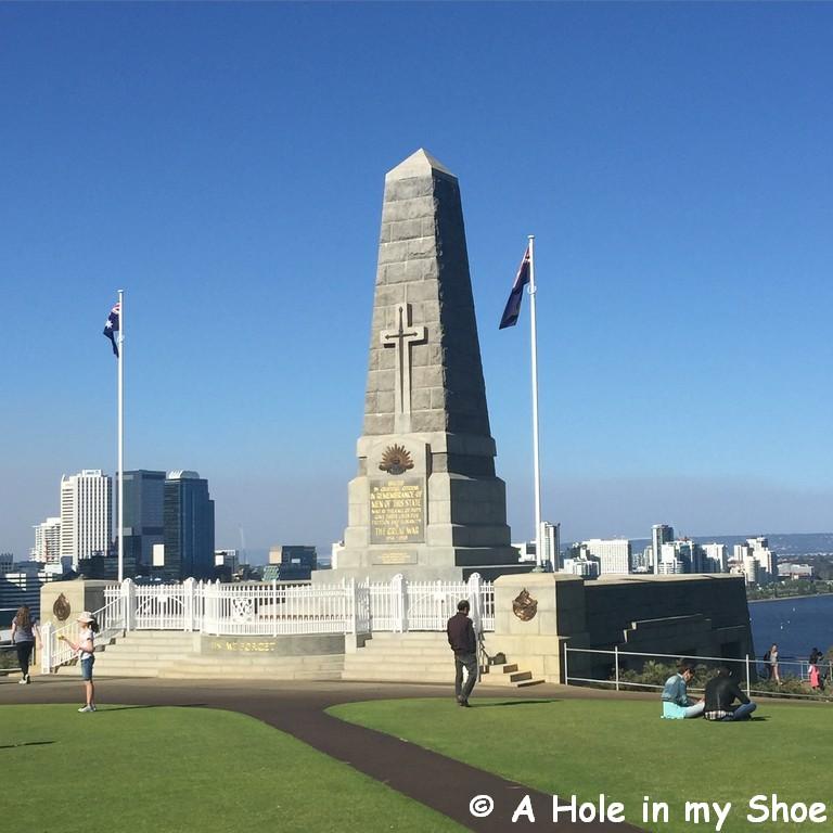 King's Park War Memorial, Perth
