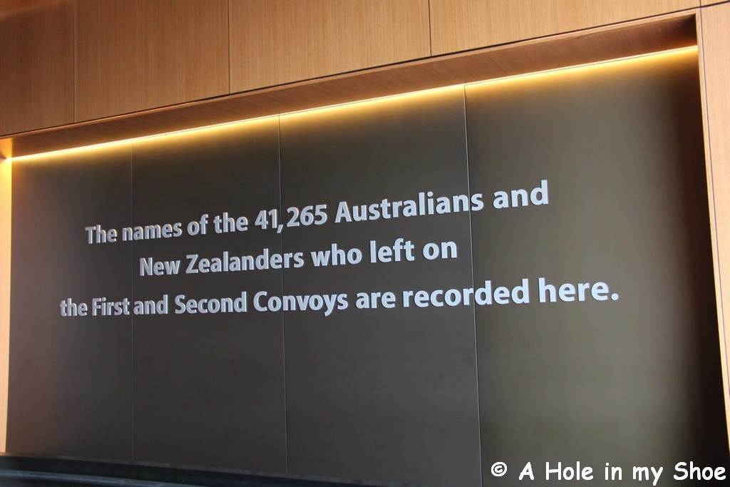 Names of Convoy
