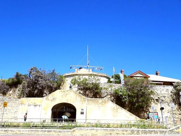 Fremantle Round House
