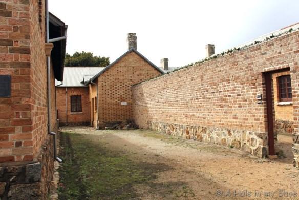 Albany Gaol