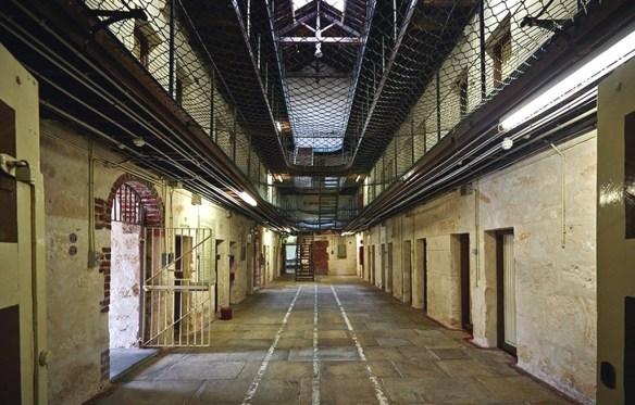 Inside Fremantle Prison