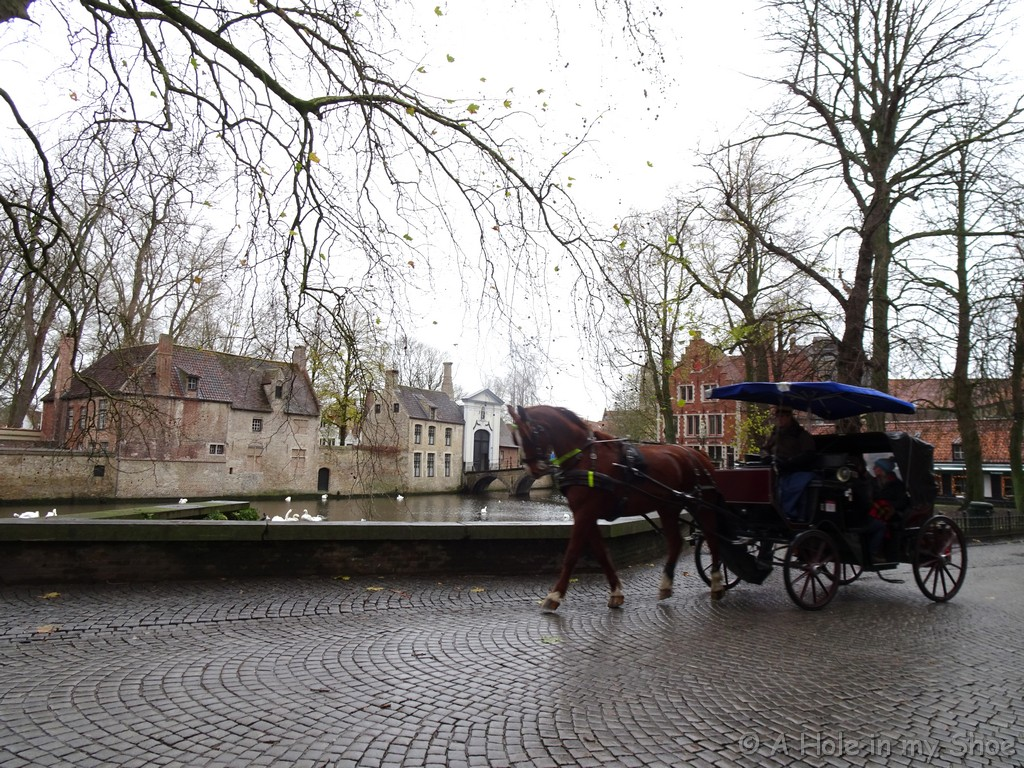 How to spend a day in Bruges
