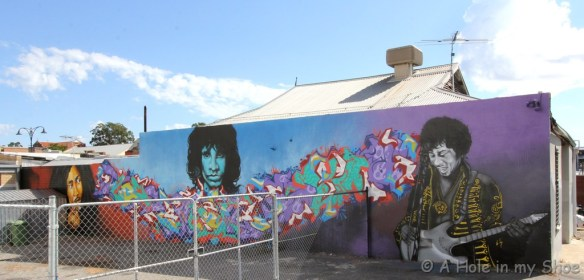 Art by Shime in Maylands