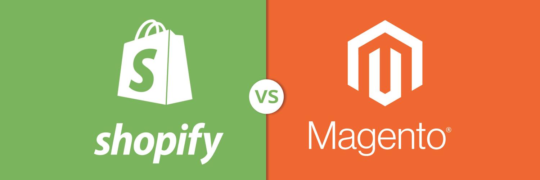 Shopify vs Magento-ahomtech.com