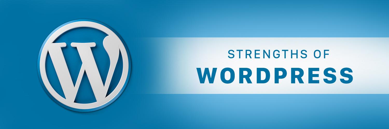 strengths of WordPress-ahomtech.com