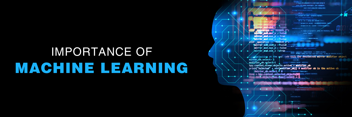 importance of machine learning-ahomtech.com