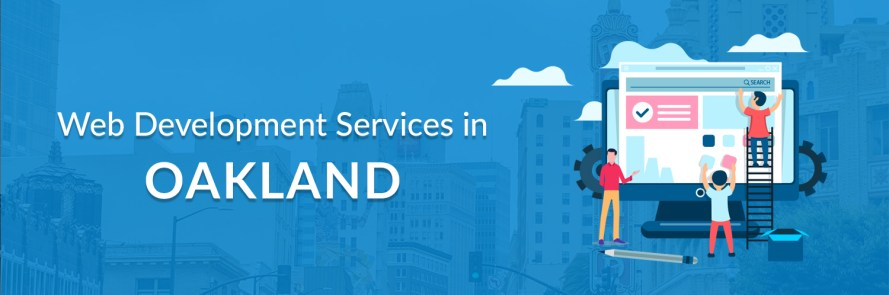web development services in Oakland-ahomtech.com