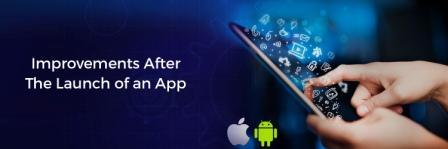improvements after the launch of an app-ahomtech.com