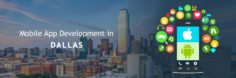 mobile app development in Dallas-ahomtech.com
