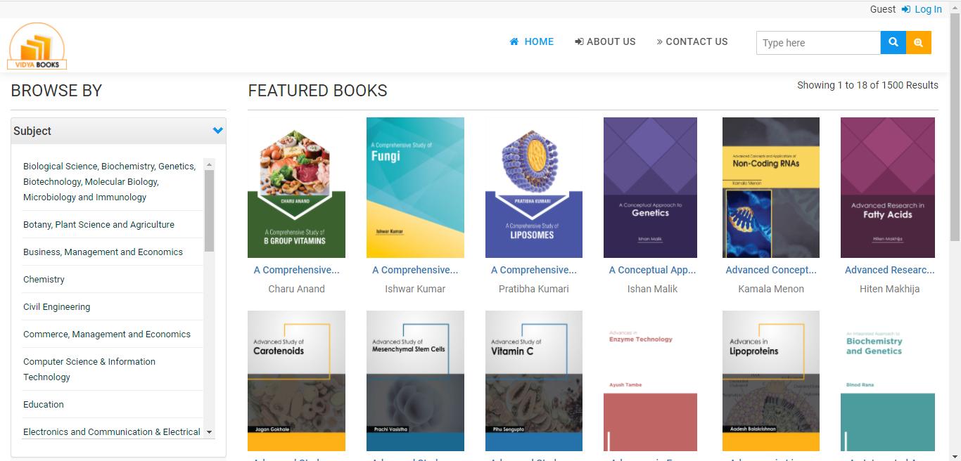 vidya-books
