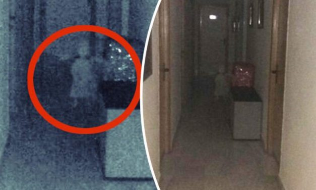 SINISTRO! Funcionário flagra fantasma de garotinha e deixa cidade inteira aterrorizada