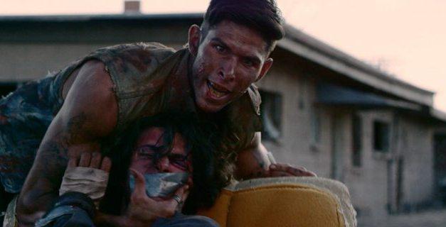 Canibalismo e muito sangue, assista o trailer de 'Drifter'