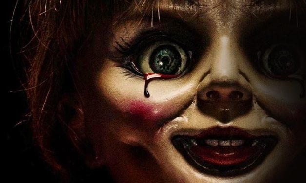Veja a classificação etária do filme 'Annabelle 2'