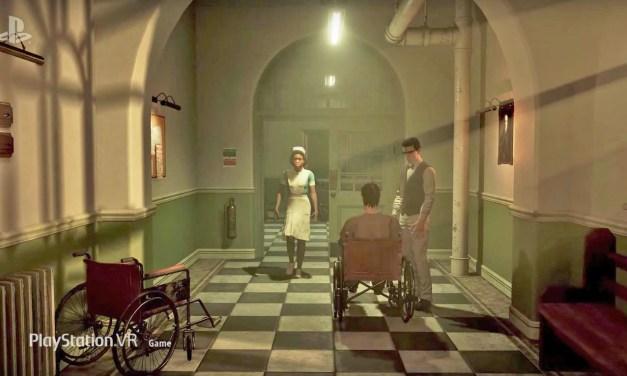 Jogo de terror psicológico em realidade virtual 'The Inpatient' ganha trailer
