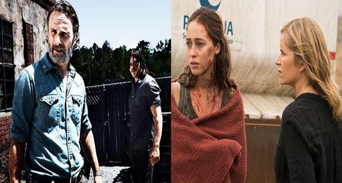 The Walking Dead e Fear the Walking Dead | Personagem que será responsável pelo crossover será divulgado hoje