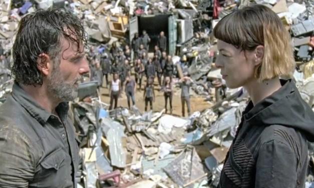 The Walking Dead | Rick confronta Jadis em vídeo do próximo episódio da 8ª temporada