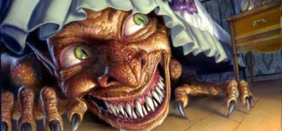 8 Criaturas assustadoras famosas em outros países como nosso bicho papão