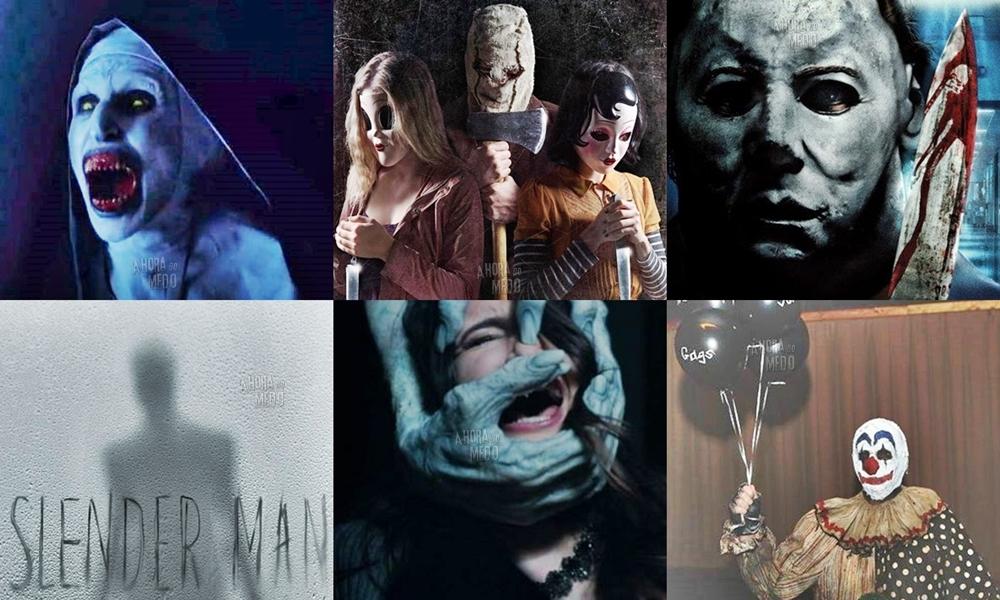 30 filmes de Terror que estreiam em 2018