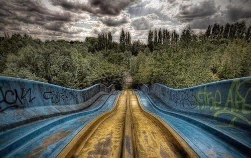 Conheça 12 parques abandonados e assustadores ao redor do mundo