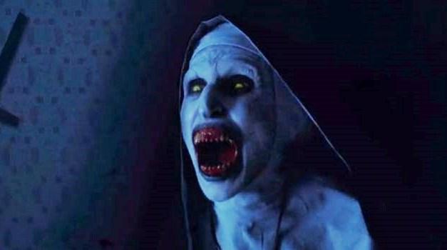 A Freira | Confira 1ª imagem do filme com a freira demoníaca de 'Invocação Do Mal 2'