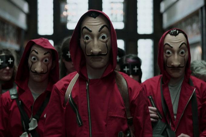 La Casa de Papel | Netflix lançará 3ª parte da série