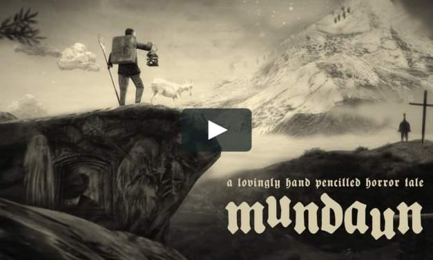 Mundaun   Confira o trailer e imagens do jogo de terror inteiramente desenhado à mão