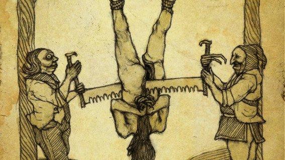 Conheça 8 torturas aterrorizantes da Idade Média