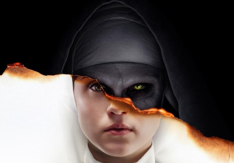 Confira novas fotos do filme 'A Freira' com a freira demoníaca de 'Invocação Do Mal 2'