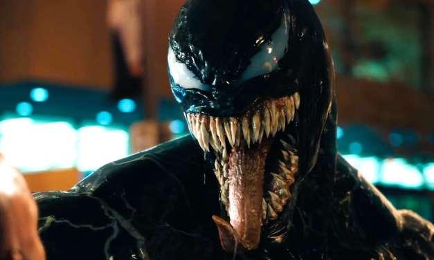 Venom | Nova imagem revela tamanho assustador do anti-herói