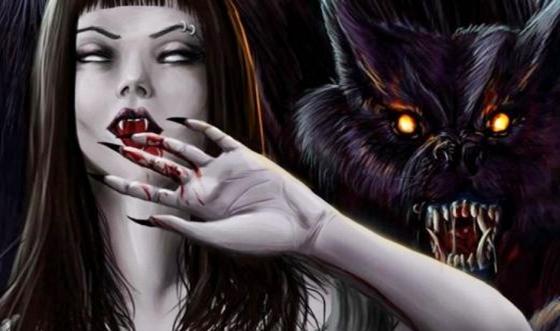"""Mulher diz que é """"vampira"""" e esfaqueia companheiro por achar que ele é """"lobisomem"""""""