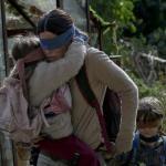 Destruição e desespero no trailer da nova adaptação da Netflix 'Bird Box'