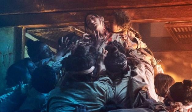 Netflix divulga o trailer oficial da série medieval sobre zumbis 'Kingdom'