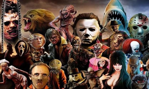 [QUIZ] Você consegue acertar os nomes de 30 personagens de filmes de terror?