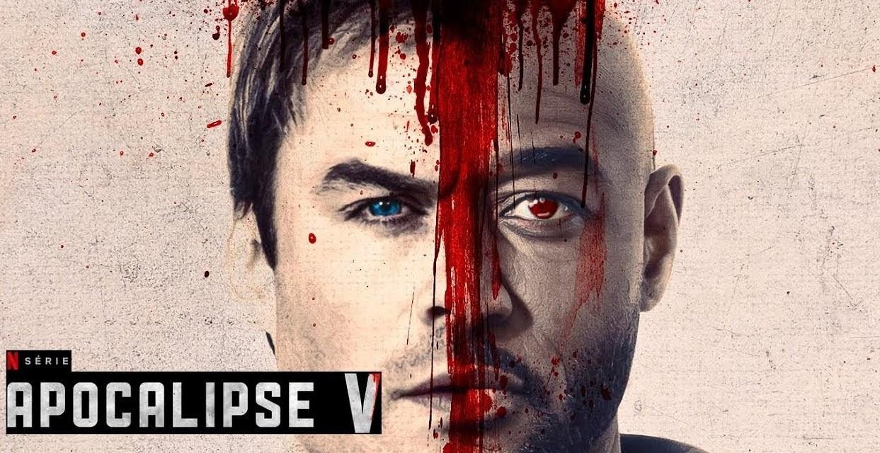 Nova série da Netflix sobre vampiros 'Apocalipse V' estreia em dezembro; confira o trailer