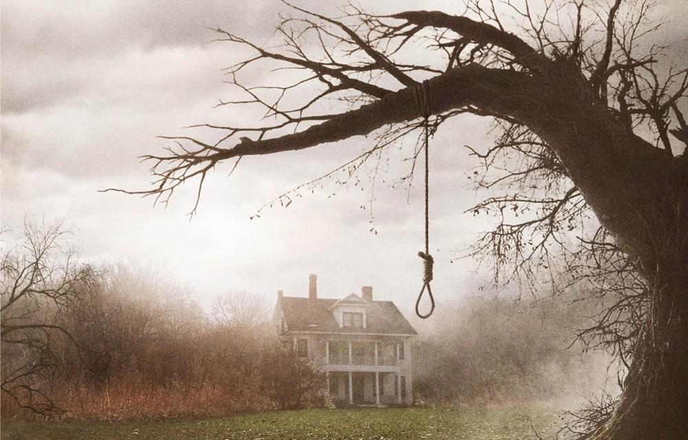 Live que vigiará casa que inspirou o filme 'Invocação do Mal' começa neste sábado