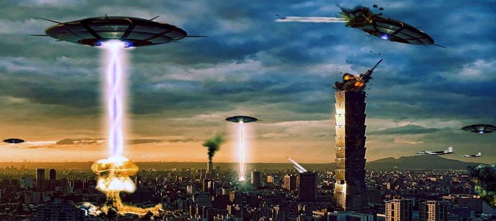 [QUIZ] Quanto tempo você conseguiria sobreviver em uma invasão alienígena?