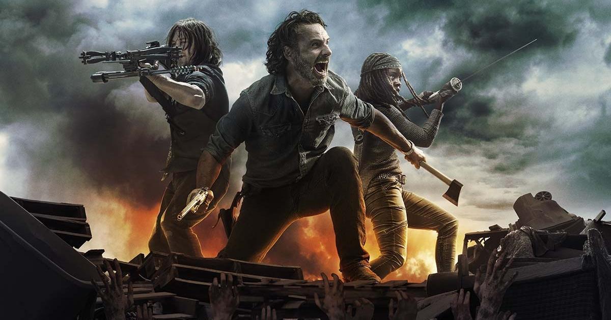 11ª temporada da série 'The Walking Dead' será a última