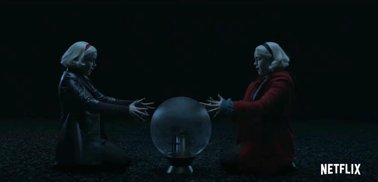 Última temporada da série 'O Mundo Sombrio de Sabrina' ganha teaser e data de estreia