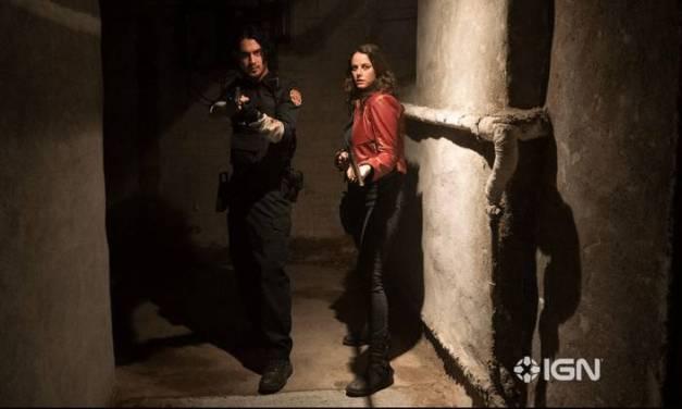 Confira as primeiras imagens do filme 'Resident Evil: Bem-Vindo a Raccoon City'