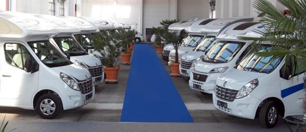 Wohnmobil Ausstellung