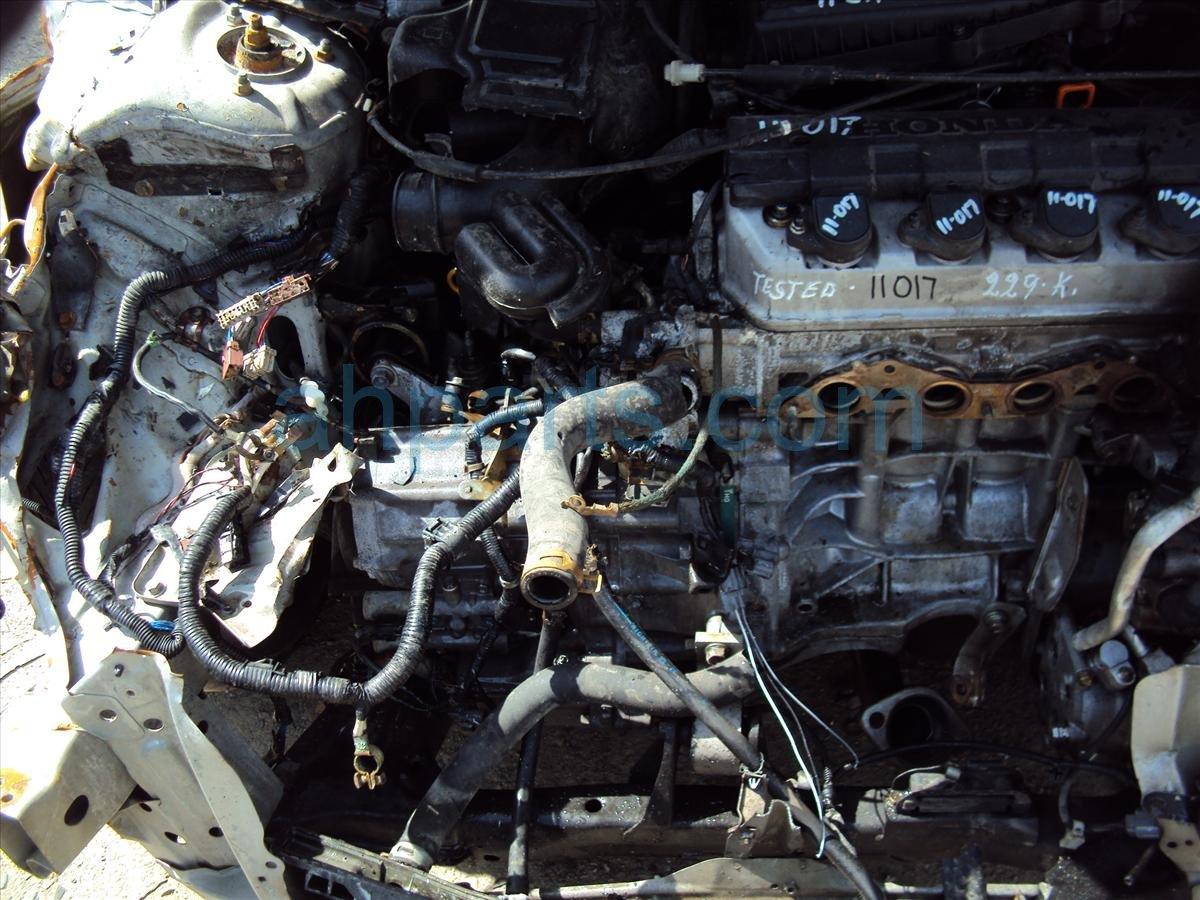 2002 Honda Civic Upper Timing Belt Cover