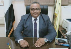 الدكتور خالد عباس وكيل مؤسسي جامعة بني سويف الأهلية