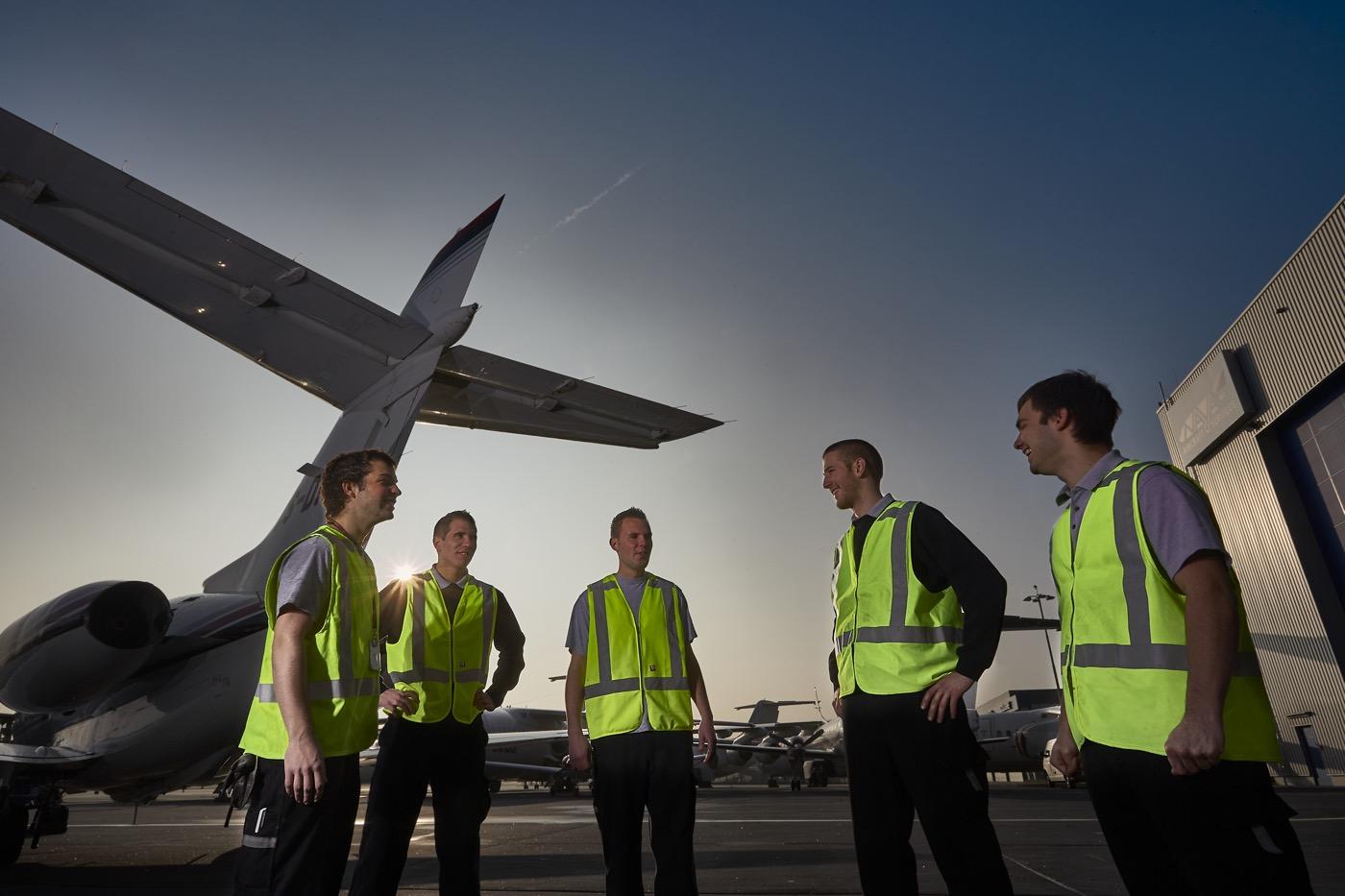 Luftverkehr, Aerospace, Industriefotografie, Köln